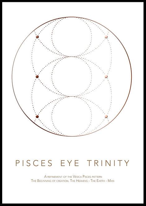 Pisces eye trinity