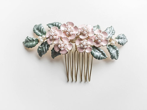 Acacia Bridal Hair Comb #GD1012