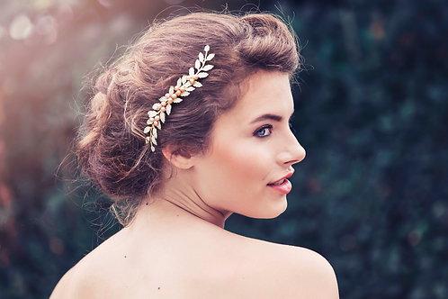 Amira Bridal Hair Comb #GD1014