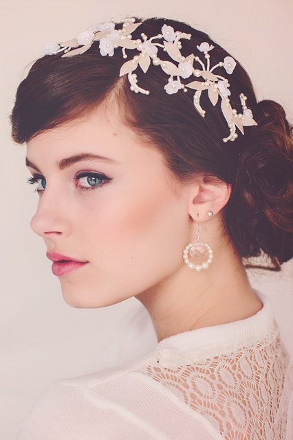 The Imogen Bridal Hair Vine #151