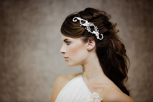 the Dierdre Bridal Comb style # 105