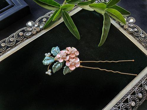 GD1005 Bridal wedding hair pin