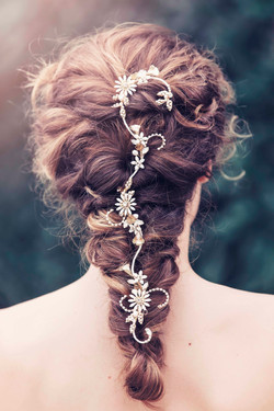 Annabelle Bridal Hair vine