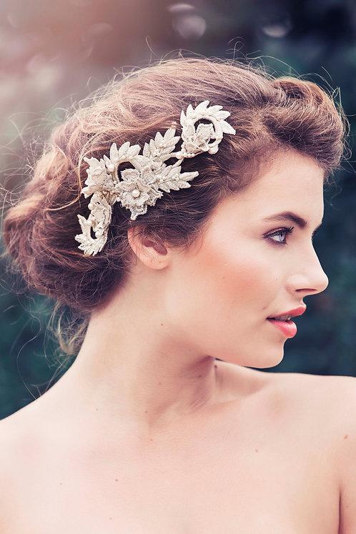 Anya Bridal Hair comb #GD1043