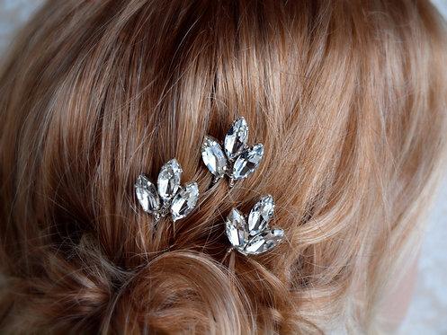 Miss Maria hairpin, wedding hair accessories