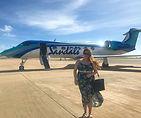 Kira Sandals Plane
