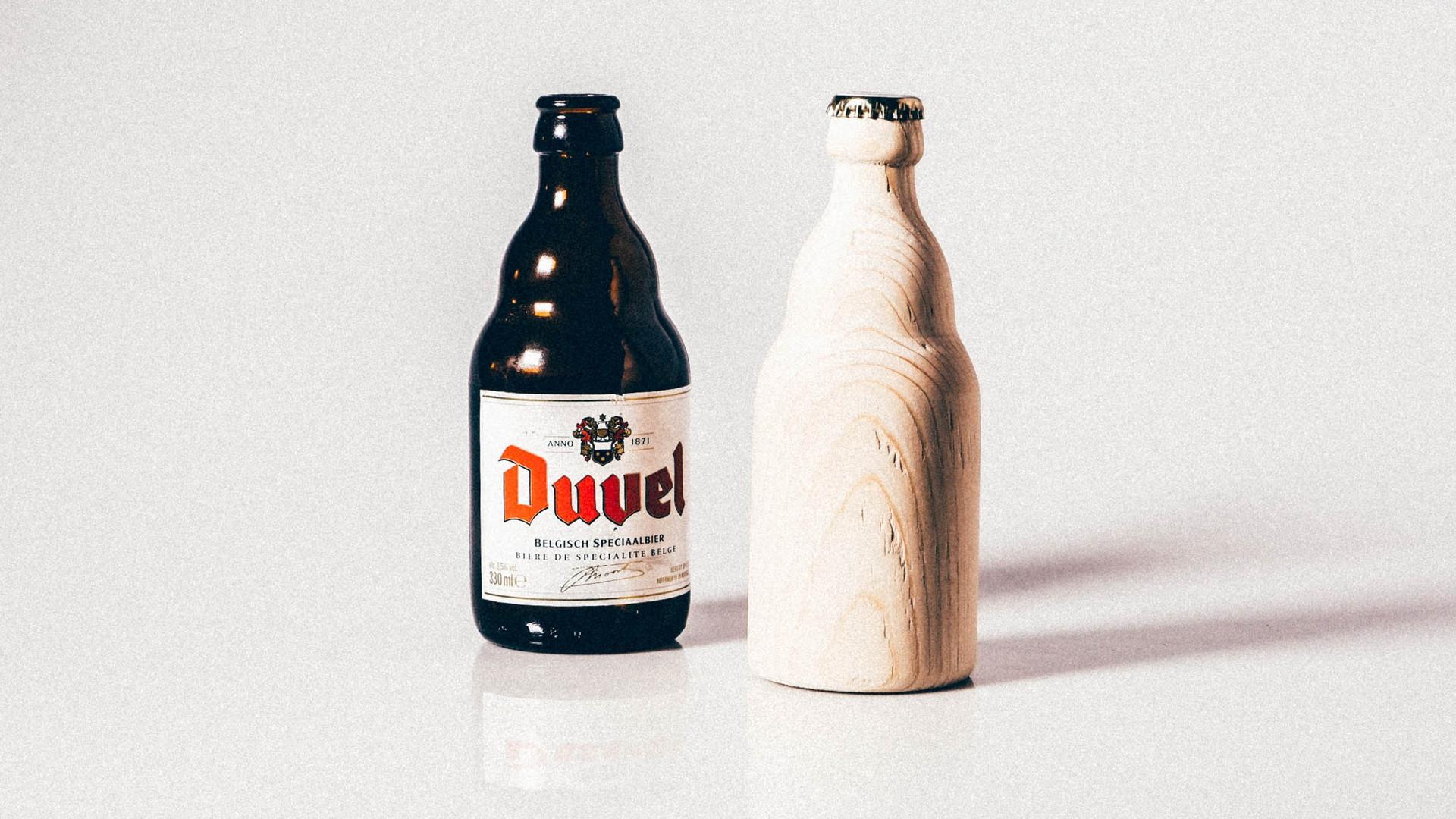 Wooden Duvel