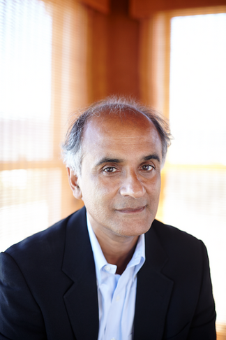 'Letting the Work Create You': A Conversation with Pico Iyer