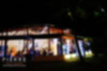 iluminação casamento campo - som e luz