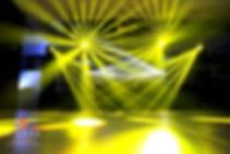 iluminação pista de dança para casamento