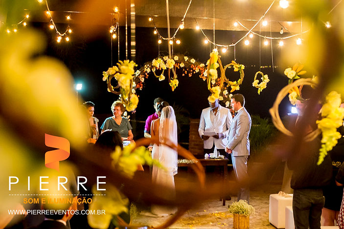 Som Para Cerimônia - Casamento Praia - Mansão da Ilha