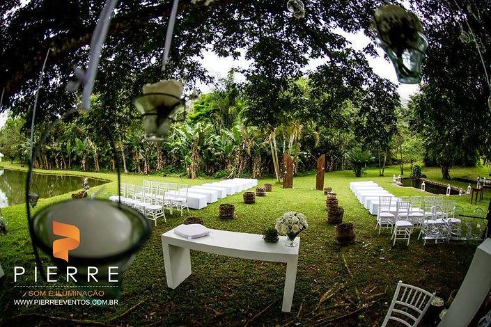 cerimonial casamento campo