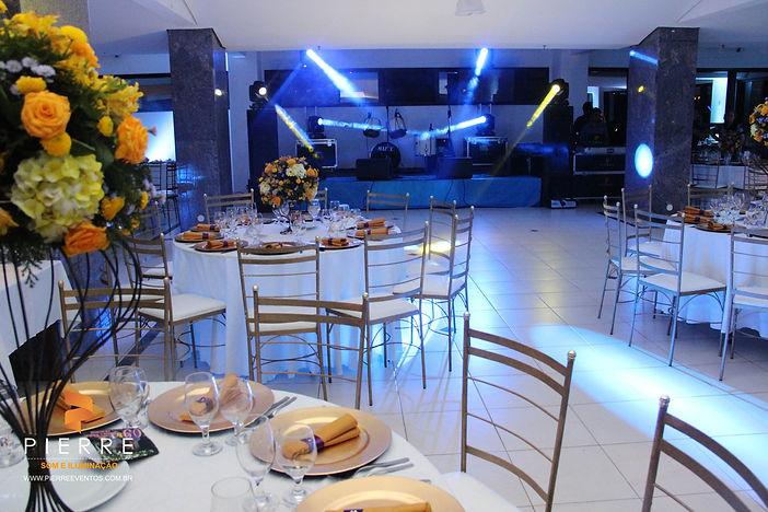 Festa de Casamento Clube Xv em santos