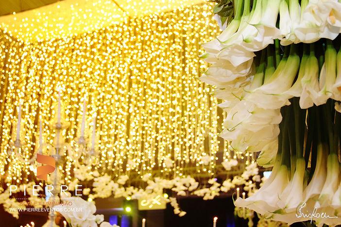 Iluminação Cênica e Decorativa para casameto