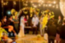 Casamento Bruna e Craigr - Mansão da Ilha - São Vicente -  Dj - Som - Iluminação