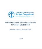 Perfil profesional y competencias del terapeuta ocupacional