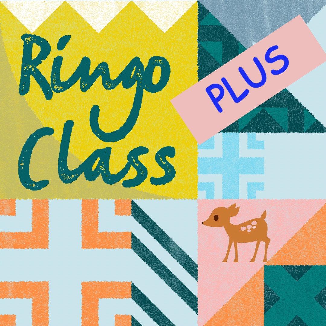 Ringo Class Monday 9:30 am Autumn term