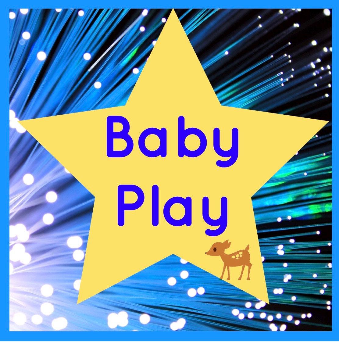 Baby Play Wednesdays 9:30 - 10:15 am