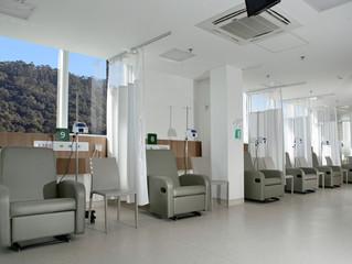 Centro de Oncologia Integrada & Infusões               do Hospital Unimed Juiz de Fora oferece a