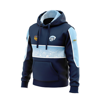 CENTRAL COAST FORCE SNRS FLEECE HOODIE