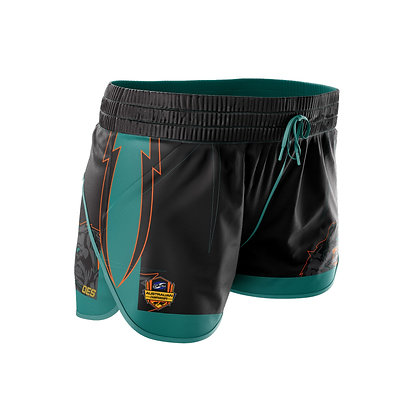 WOLVERINES ATHLETIC SHORT