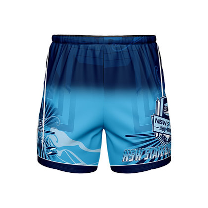 NSW JNR STATE CHAMPS PLAYING SHORTS