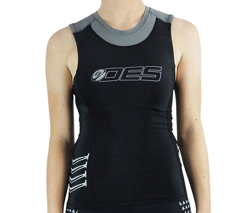 UNISEX COMPRESSION TANK TOP