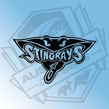 STINGRAYS BOYS 10'S TEAM REGO