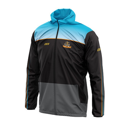 RAZORBACKS SPRAY JACKET