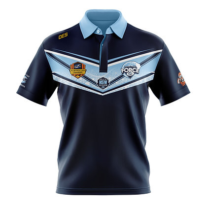 CENTRAL COAST FORCE SNRS LADIES POLO