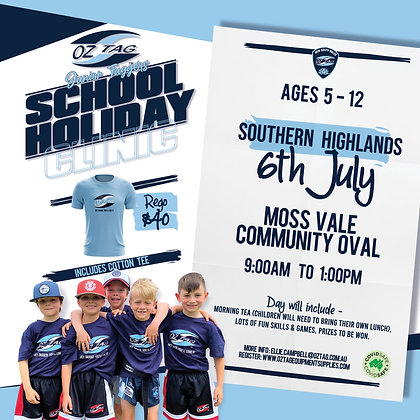 SOUTHERN HIGHLANDS HOLIDAY CLINIC REGISTRATION