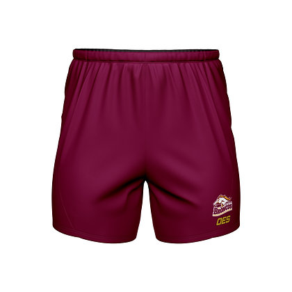 RYDE EASTWOOD POCKET SHORTS (MAROON)