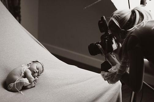 Neworn Photographer Business Mentoring Workshops