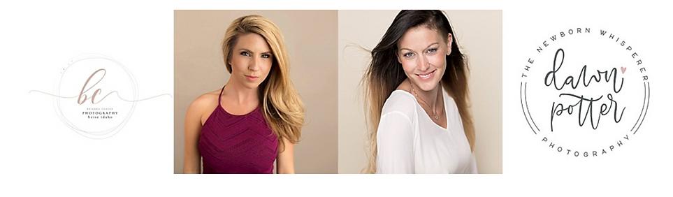 Brianna Chaves, Dawn Potter, Newborn Photographers, Boise, Idaho Business Workshops