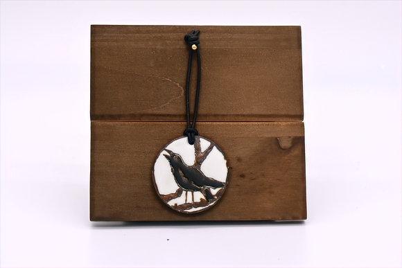 Raven Hanging Tile