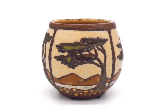 Monterey Cypress Tree Vase