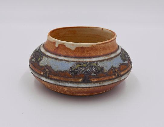 Low Tree Bowl