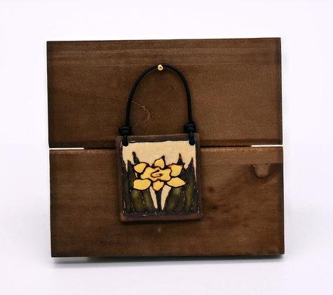Daffodil Hanging Tile