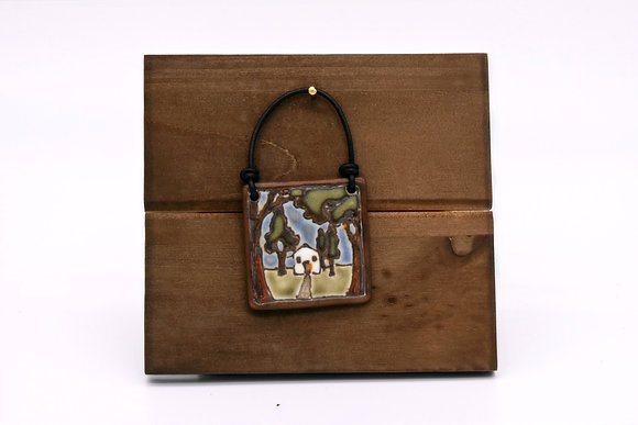 Country House Hanging Tile