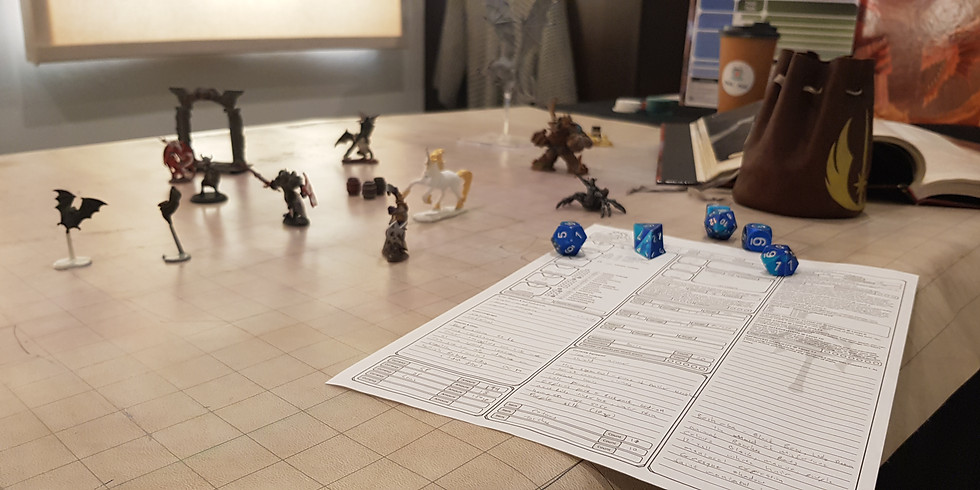 Intro to DnD