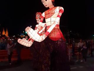 2019 OZASIA Festival, Moon Lantern Parade