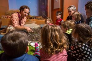 Young Explorers at SA Museum