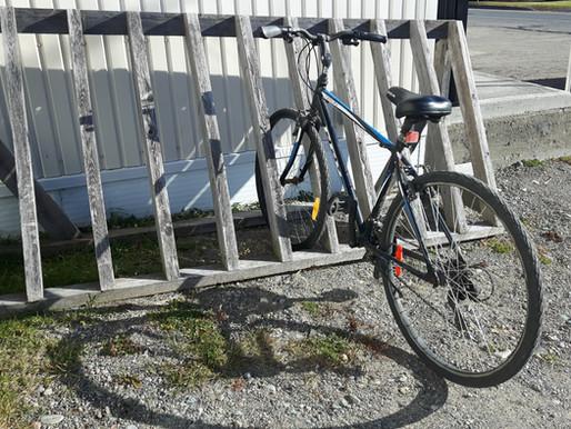Le vélo de Jean-Marie