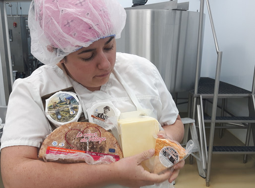 5 fromages finalistes dans le même concours!!!