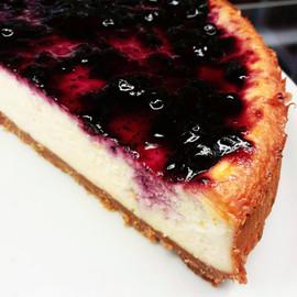 New-York Cheesecake (Tarta de queso americana)