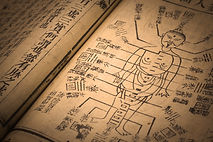Acupuncture old book