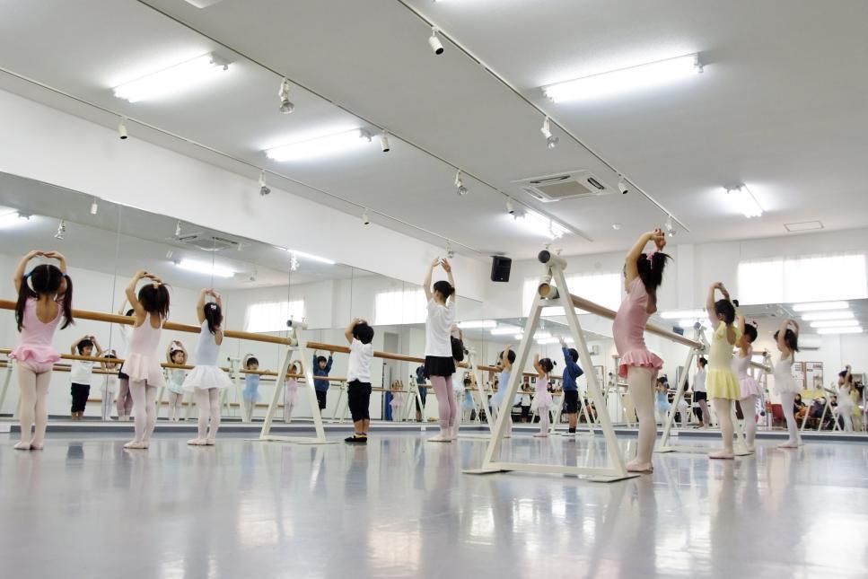 キッズバレエⅠ体験