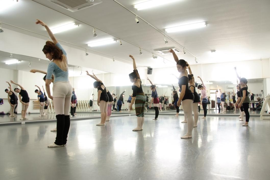 バレエ初級体験