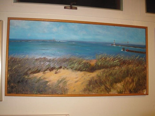 """Lighthouse Point by J. Coates 50/26"""""""