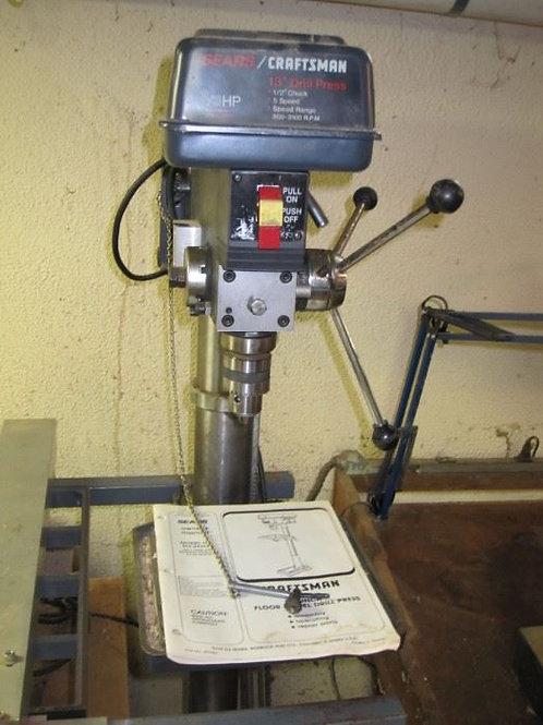 """Craftsmen 13"""" floor model drill press"""